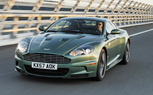 All New Aston Martin DBS Planned for 2015, Facelift Coming Next Year