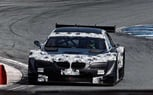 BMW M3 DTM Race Car: First Photo