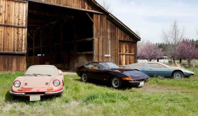 Barn Find Trio