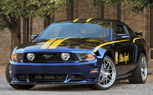 Blue Angels Ford Mustang GT Nets $400,000 At Charity Auction