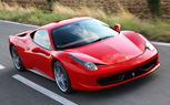 Ferrari Posts Record Sales for First Half of 2011