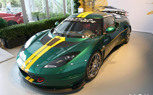 Lotus Planning Hard-Core Evora Model With 400-HP