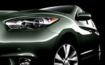 Infiniti JX Concept Teased: First Photo Revealed
