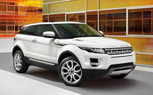 Range Rover Evoque Convertible Rumored