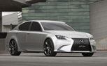 2012 Lexus GS to Bow at Pebble Beach Concours d'Elegance