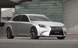 2012 Lexus GS350 Confirmed for Pebble Beach Debut