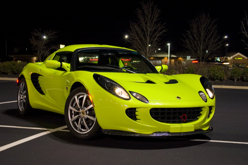 Lotus Elise Being Investigated For Leaking Oil Cooler » AutoGuide