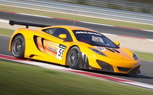 McLaren Returns to Endurance Racing with Trio of MP4-12C GT3 Race Cars for Spa