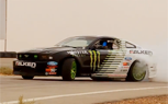 Vaughn Gittin Jr. Drifts Saudi Arabia in a Ford Mustang [Video]