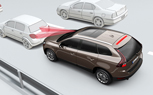 Volvo City Safety Dramatically Reduces Accidents: Study