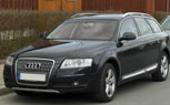 Audi To Build A6 Avant Allroad