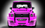 ASMA Transforms Mercedes G-Class In A Way Only ASMA Could