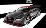 Audi A5 DTM Concept Previewed Ahead of Frankfurt Motor Show Debut