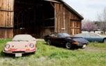 Barn Find Exotica To Be Auctioned In Monterey