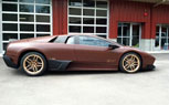 Matte Brown Lamborghini Murcielago LP670-4 SV Is Surprisingly Cool