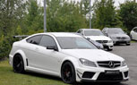 Mercedes-Benz C63 AMG Black Series Track And Aero Packages Revealed