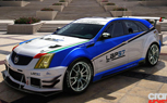 Cadillac CTS-V Wagon Race Car: From Rendering to Reality?