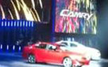 2012 Toyota Camry Revealed At Dealer Meeting [Video]