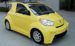 Chinese Automaker Builds Solar-Powered Scion iQ Look-Alike… Poorly