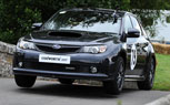 Subaru Cosworth Impreza STI CS400 Annihilates Supercars At Cholmondeley Pageant Of Power