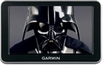 Darth Vader the Newest Voice of Garmin GPS