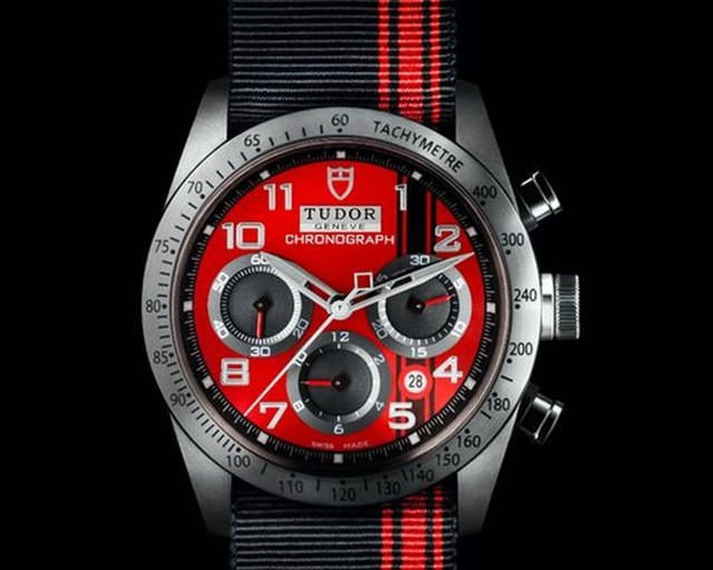 Strap A Ducati To Your Wrist With The Tudor Fastrider Chronograph