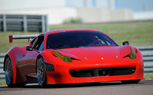 Ferrari 458 Italia Grand Am Race Car Previewed Ahead of Rolex Series Debut