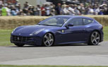 Ferrari FF Tears Up The Goodwood Festival of Speed Hill Climb [Video]