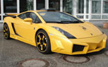 Galaxy Warrior Writes The Book On How To Ruin A Lamborghini Gallardo