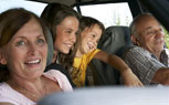 Study Finds its Safer For Children To Drive With Grandparents Than Parents