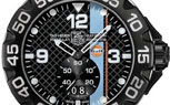 Your Engine Will Rev For Tag Heuer's Formula 1 Gulf Edition Watch