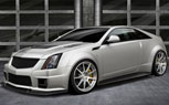 Hennessey Builds 1000-hp Cadillac CTS-V Coupe