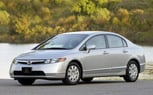 Natural Gas Powered Honda Civic GX Gets California HOV Access Until 2015