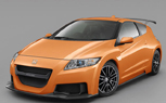 Honda CR-Z Mugen RR Concept Previews Tuner's New Look at Goodwood