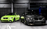 MAC Auto Couture Partners With Active Autowerke for Custom BMW M3 Duo [Car Porn]