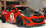 Mazda2 Monster Looks Awesome