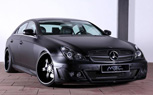 MEC Design Mercedes CLS: More Murdered-Out Than Darth Vader's Mask