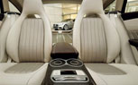 Mercedes-Benz Is Testing Silk And Cashmere For Interior Of Next-Gen S-Class