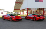 Novitec Rosso Shows Off a Pair of Ferrari 458 Italia Twins [video]