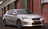 Nürburgring Inspired Lexus CT200h Concept Hints At Higher Powered Model