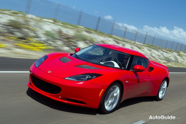 Hertz To Offer Lotus Evora As Rental In Europe