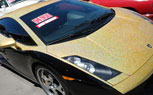 Dennis Rodman's Lamborghini Gallardo For Sale