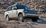 2013 Range Rover Models to Get 8-Speed Automatic Transmission