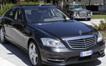 2012 Mercedes S-Class Grand Edition Celebrates 60 Years of Big Benzes