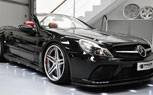 Prior Design Offers Black Edition Conversion Kit For SL-Class