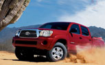 Updated Toyota Tacoma Arriving In October