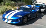 Why Is This Dodge Viper Towing An F1 Car? [Video]