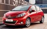 2012 Toyota Yaris Priced from $14,115