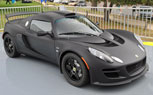 Lotus Exige Matte Black Final Edition Makes Debut At Pebble Beach