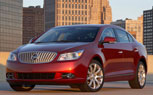 2012 Buick LaCrosse Recalled For Improperly Calibrated ESC